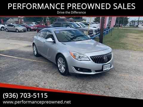 2015 Buick Regal for sale in Conroe, TX