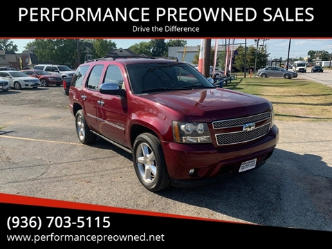 Performance Preowned Sales Car Dealer In Conroe Tx