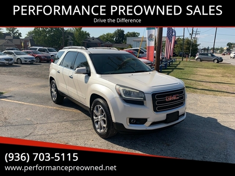 Car Dealerships In Conroe Tx >> Performance Preowned Sales Car Dealer In Conroe Tx