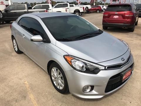 2014 Kia Forte Koup for sale in Conroe TX