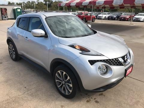 2017 Nissan JUKE for sale in Conroe, TX