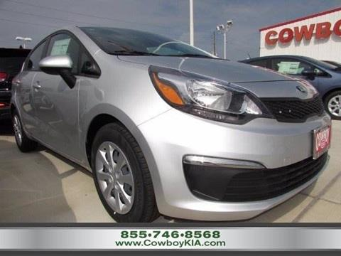 2017 Kia Rio for sale in Conroe TX