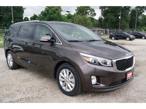 2017 Kia Sedona for sale in Conroe, TX