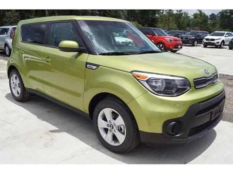 2017 Kia Soul for sale in Conroe, TX