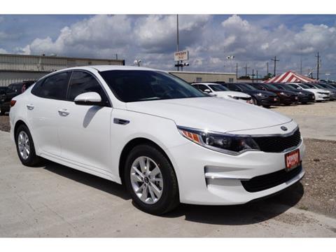2017 Kia Optima for sale in Conroe, TX