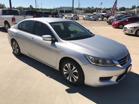 2013 Honda Accord for sale in Conroe TX