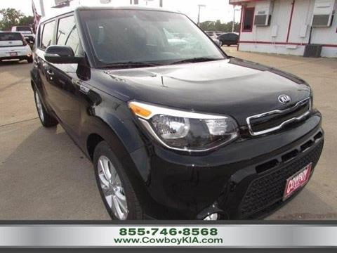 2016 Kia Soul for sale in Conroe, TX