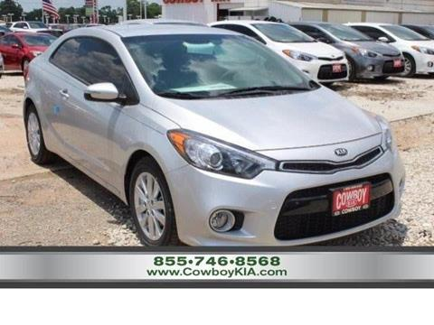 2016 Kia Forte Koup for sale in Conroe, TX