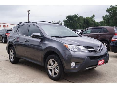 2015 Toyota RAV4 for sale in Conroe TX