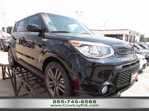 2016 Kia Soul for sale in Conroe TX
