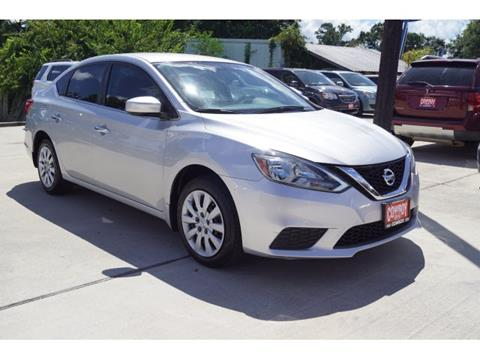 2017 Nissan Sentra for sale in Conroe, TX