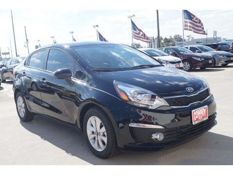 2016 Kia Rio for sale in Conroe TX