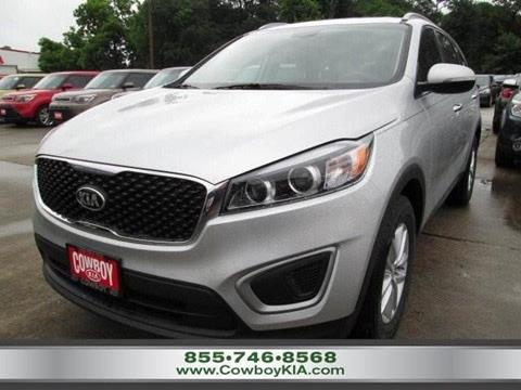 2016 Kia Sorento for sale in Conroe TX