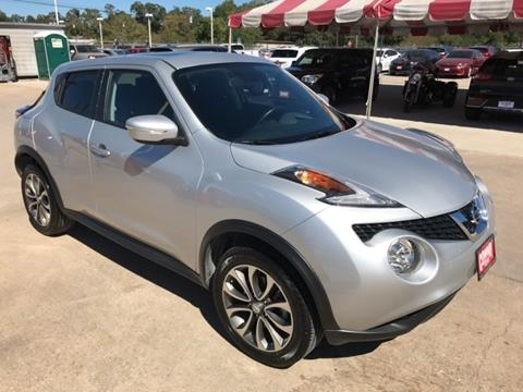 2017 Nissan JUKE for sale in Conroe TX