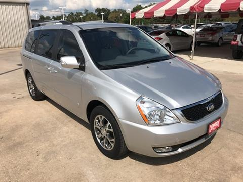 2014 Kia Sedona for sale in Conroe, TX