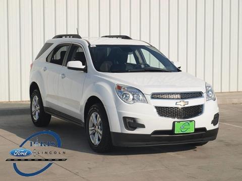 2013 Chevrolet Equinox for sale in Paris, TX