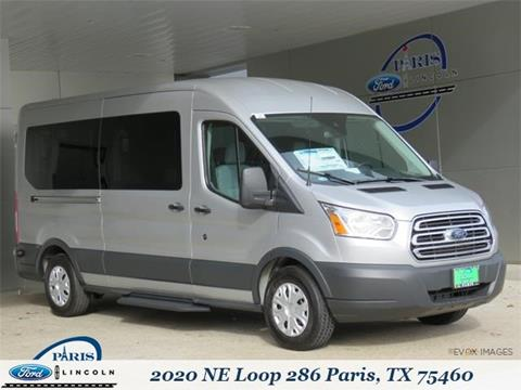 2017 Ford Transit Wagon for sale in Paris, TX