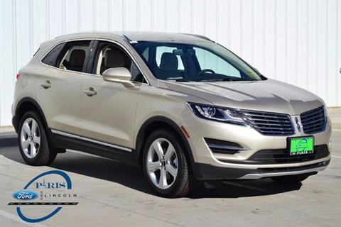2017 Lincoln MKC for sale in Paris, TX