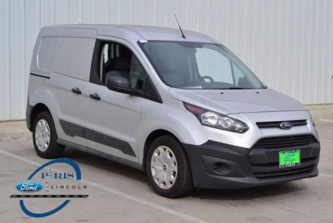 2017 Ford Transit Connect Cargo for sale in Paris, TX