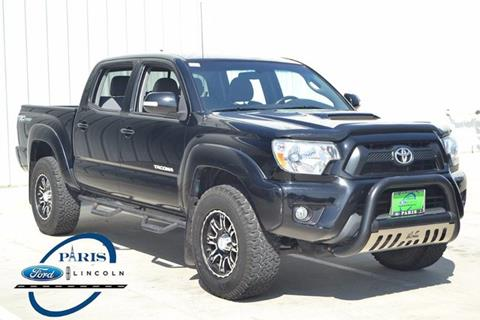2014 Toyota Tacoma for sale in Paris TX