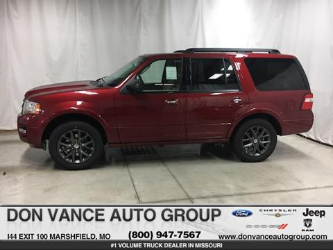 2017 Ford Expedition for sale in Marshfield, MO