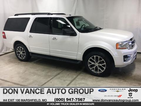 2017 Ford Expedition EL for sale in Marshfield, MO