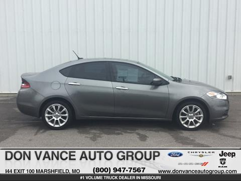 2013 Dodge Dart for sale in Marshfield, MO