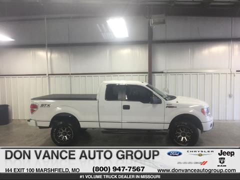 2014 Ford F-150 for sale in Marshfield MO
