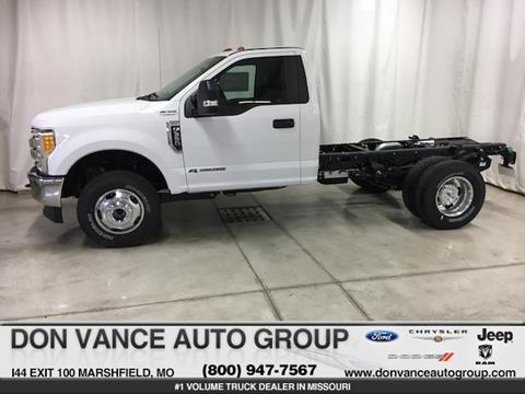 2017 Ford F-350 Super Duty for sale in Marshfield MO