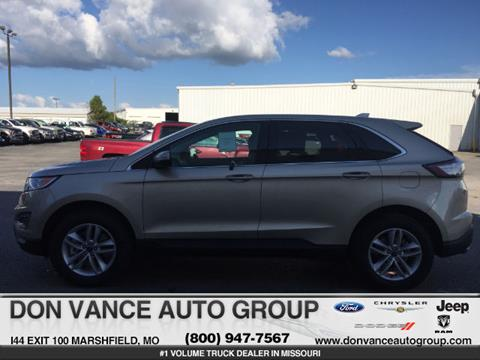2017 Ford Edge for sale in Marshfield, MO