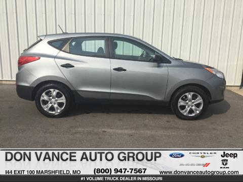 2011 Hyundai Tucson for sale in Marshfield, MO