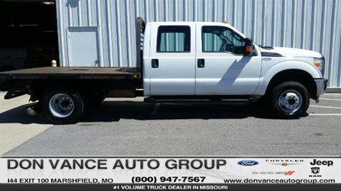 2015 Ford F-350 Super Duty for sale in Marshfield, MO