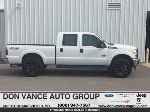 2013 Ford F-250 Super Duty for sale in Marshfield, MO