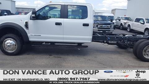 2017 Ford F-550 for sale in Marshfield, MO