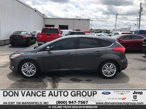 2015 Ford Focus for sale in Marshfield, MO