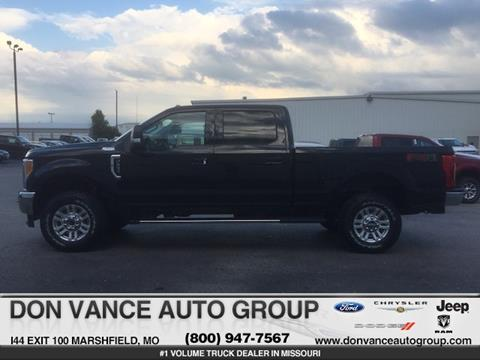 2017 Ford F-250 Super Duty for sale in Marshfield, MO