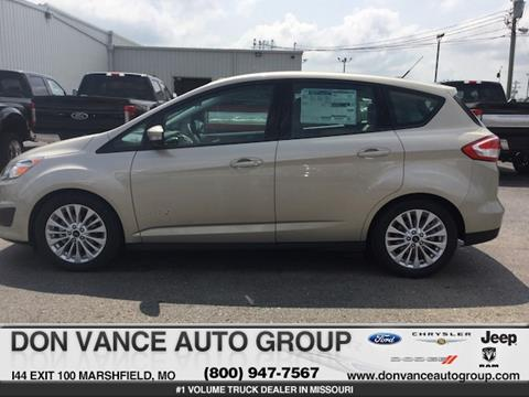 2017 Ford C-MAX Hybrid for sale in Marshfield, MO