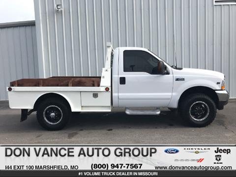 2001 Ford F-250 Super Duty for sale in Marshfield, MO