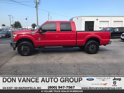 2015 Ford F-250 Super Duty for sale in Marshfield, MO