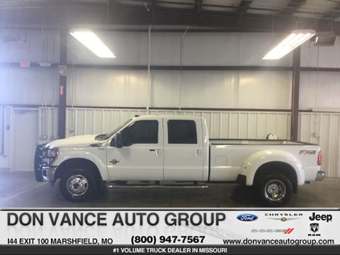 2014 Ford F-350 Super Duty for sale in Marshfield MO