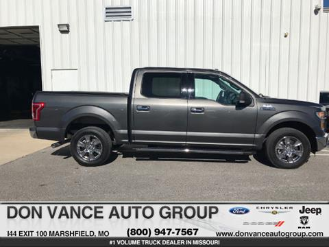 2015 Ford F-150 for sale in Marshfield, MO