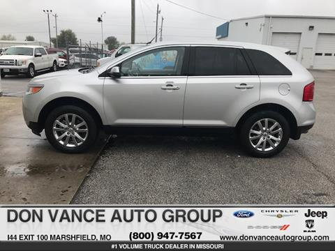 2013 Ford Edge for sale in Marshfield, MO