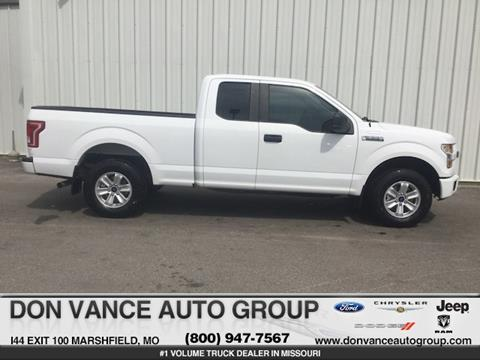2016 Ford F-150 for sale in Marshfield, MO