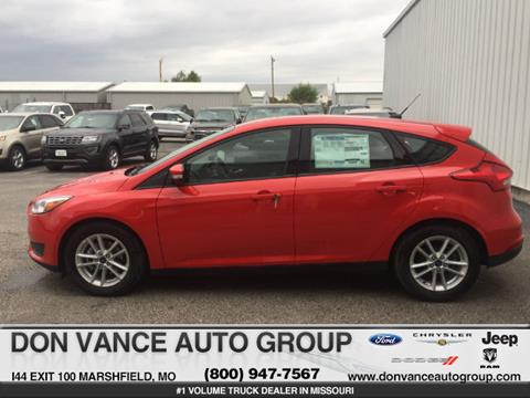 2017 Ford Focus for sale in Marshfield, MO