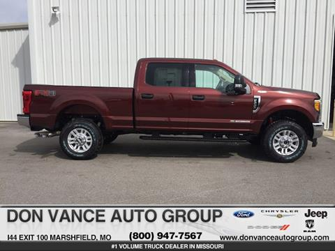 2017 Ford F-350 Super Duty for sale in Marshfield, MO