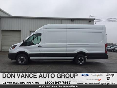 Cargo Vans For Sale In Marshfield Mo