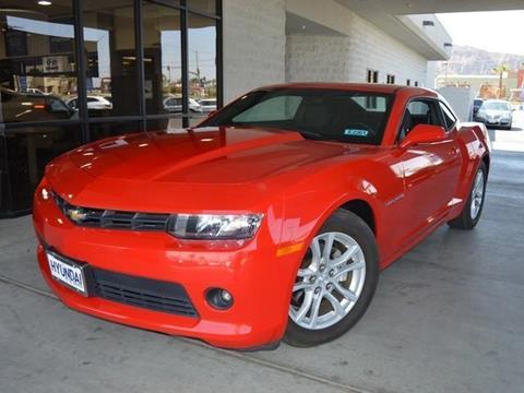 2015 Chevrolet Camaro For Sale At HYUNDAI OF LA QUINTA In La Quinta CA