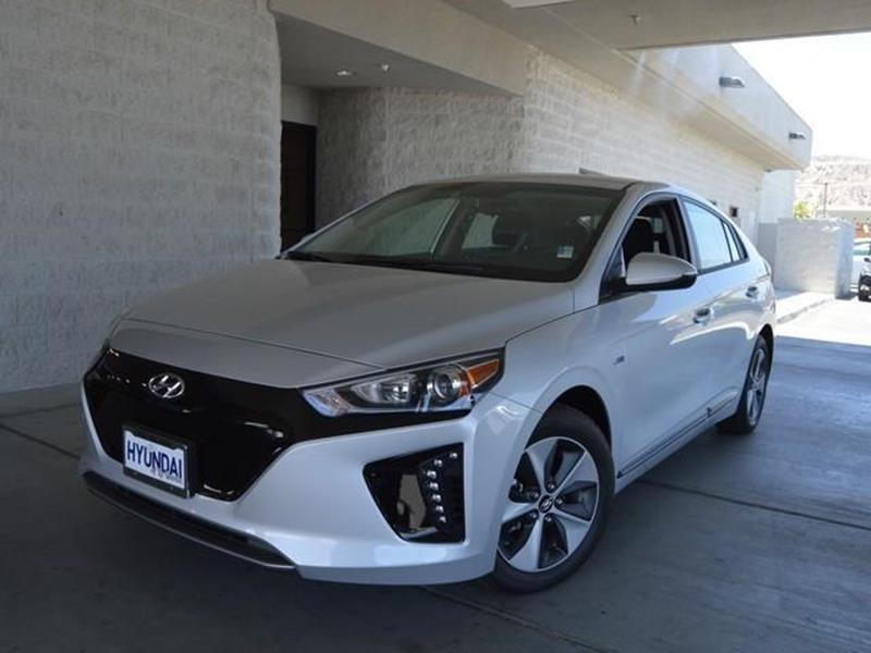 Hyundai Of La Quinta >> 2018 Hyundai Ioniq Electric Hyundai Of La Quinta