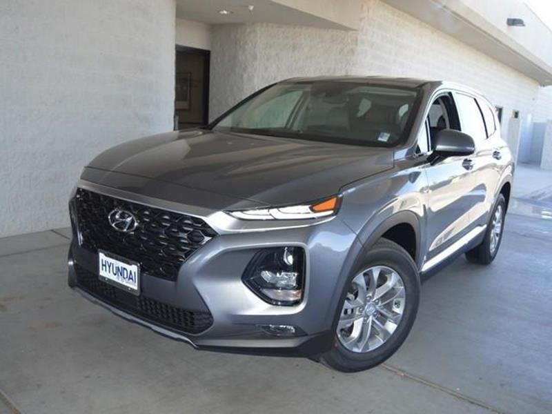 2019 Hyundai Santa Fe For Sale At HYUNDAI OF LA QUINTA In La Quinta CA