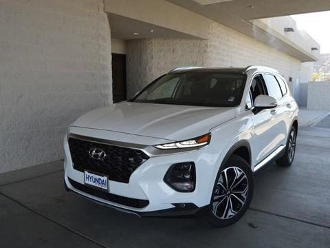 Elegant 2019 Hyundai Santa Fe For Sale At HYUNDAI OF LA QUINTA In La Quinta CA